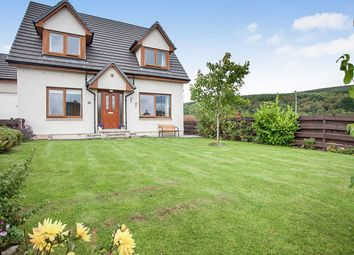 Thumbnail 4 bed detached house for sale in Corsemaul Drive, Dufftown, Keith