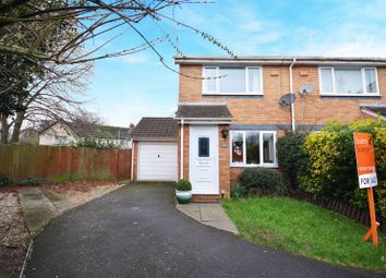 Thumbnail 2 bedroom semi-detached house for sale in Beckgrove Close, Pengham Green, Cardiff