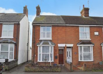 Thumbnail 3 bed end terrace house for sale in Curtis Road, Willesborough, Ashford, Kent