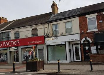 Thumbnail Retail premises to let in 28 Newland Avenue, Hull, East Yorkshire