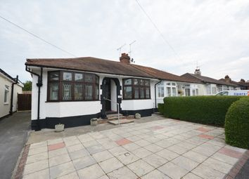 Macdonald Avenue, Ardleigh Green, Hornchurch RM11. 3 bed semi-detached bungalow
