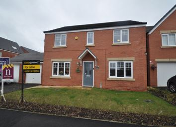 4 bed detached house for sale in Philip Clarke Drive, Cliffe Vale, Stoke-On-Trent ST4
