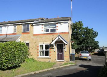 Thumbnail 3 bed end terrace house for sale in Hanbury Drive, London