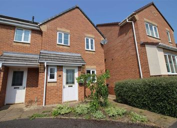 Thumbnail 3 bed town house to rent in Falconside Drive, Spondon, Derby
