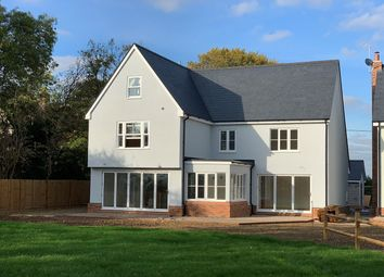 Thumbnail 5 bed detached house for sale in Brook Lane, Galleywood, Chelmsford