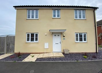 Thumbnail 3 bed detached house for sale in River Way, Great Blakenham, Ipswich