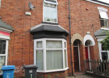 Thumbnail 2 bed terraced house for sale in Albert Avenue, Mayfield Street, Hull