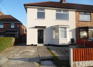 Thumbnail 3 bed terraced house for sale in Morningside Place, Norris Green, Liverpool