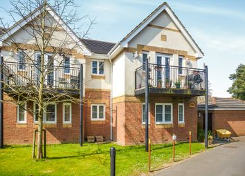 Thumbnail 2 bed flat for sale in Salisbury Road, Totton, Southampton