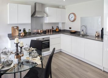 "Thumbnail 2 bedroom duplex for sale in ""Brighton"" at Baileyfield Road, Edinburgh"