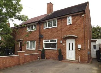 Thumbnail 3 bed semi-detached house for sale in Barn Croft, Birmingham, West Midlands