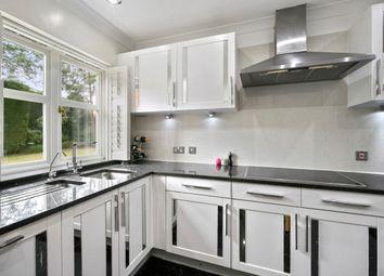 Thumbnail 2 bedroom flat to rent in Queens Road, Weybridge