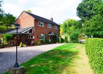 Thumbnail 3 bed detached house to rent in Three Mile Lane, Whitmore, Newcastle-Under-Lyme