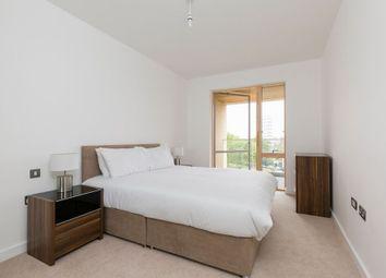 Thumbnail 1 bed flat to rent in Sherrington Court, Hallsville Quarter, Canning Town, London, London
