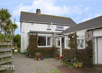 Thumbnail 4 bed detached house for sale in Ruan Minor, Ruan Minor, Helston, Cornwall