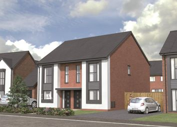 Thumbnail 2 bed semi-detached house for sale in Gerard Avenue, Tudor Grange, Coventry