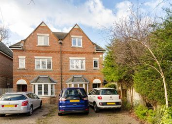 Thumbnail 5 bed property to rent in York Road, Cheam