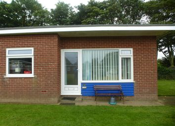 Thumbnail 2 bedroom mobile/park home for sale in Gimingham Road, Mundesley, Norwich