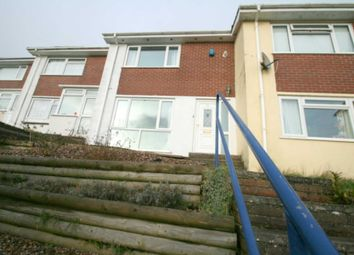 Thumbnail 2 bed terraced house for sale in Meadow Way, Plympton, Plymouth
