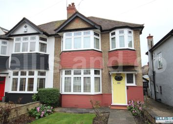 Thumbnail 3 bed semi-detached house for sale in Tithe Close, Mill Hill, London