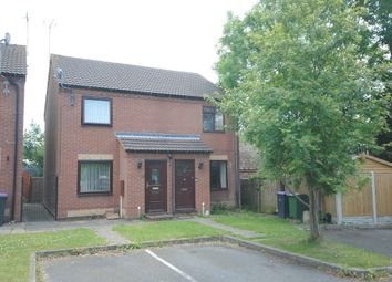 Thumbnail 2 bed semi-detached house to rent in Hadley Road, Oakengates, Telford