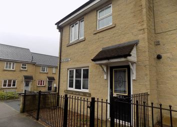 Thumbnail 3 bed end terrace house to rent in Low Wood, Thornton, Bradford