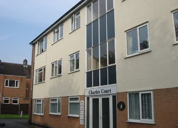 Thumbnail 3 bed flat to rent in Charles Street, Warwick, Warwickshire