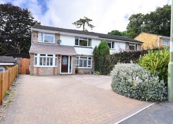 3 bed semi-detached house for sale in Randell Close, Blackwater, Camberley GU17