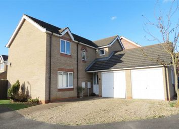 Thumbnail 4 bed detached house for sale in Bernicia Drive, Quarrington, Sleaford