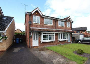 3 bed semi-detached house for sale in Redwood Drive, Stapenhill, Burton-On-Trent DE15