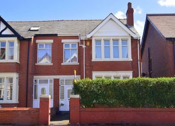 Thumbnail 3 bed semi-detached house for sale in Horncliffe Road, Blackpool, Lancashire
