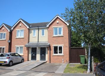 Thumbnail 2 bed semi-detached house for sale in North Road, Crossens, Southport