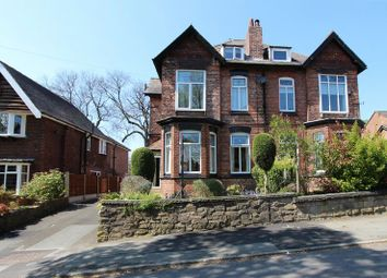 Thumbnail 5 bed semi-detached house for sale in Deyne Avenue, Prestwich, Manchester