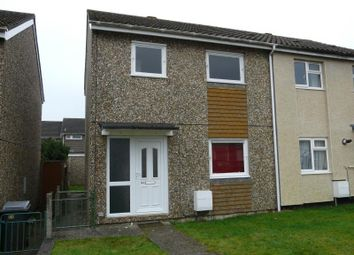 Thumbnail 2 bedroom semi-detached house for sale in Lancaster Square, Hungerford