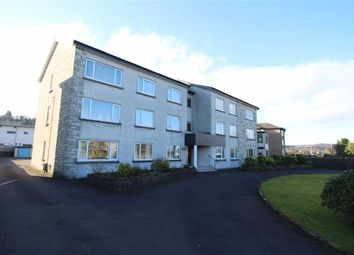 Thumbnail 2 bed flat for sale in Octavia Terrace, Greenock, Renfrewshire
