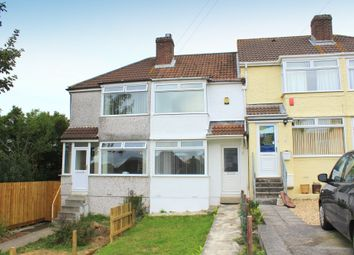Thumbnail 2 bed terraced house for sale in Coronation Place, St Budeaux, Plymouth