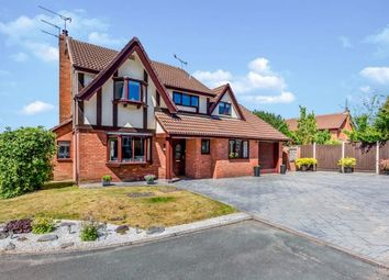Thumbnail 4 bed detached house for sale in Portland Grove, Westbury Park, Clayton, Newcastle Under Lyme