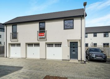 Thumbnail 1 bed flat for sale in Whatley Mews, Plymouth