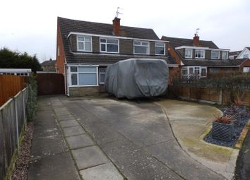 Thumbnail 3 bed semi-detached house for sale in Skipton Drive, Little Sutton