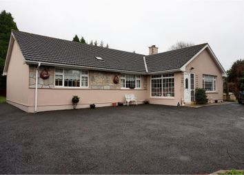 Thumbnail 4 bed detached bungalow for sale in Commons Hall Road, Newry