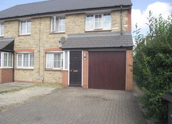 Thumbnail 3 bedroom semi-detached house to rent in Stratton Road, Swindon