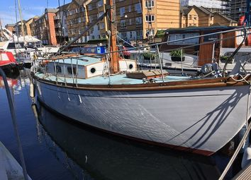 Thumbnail 2 bed houseboat for sale in South Dock Marina, London