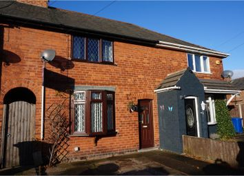 Thumbnail 2 bedroom terraced house for sale in Norfolk Road, Long Eaton