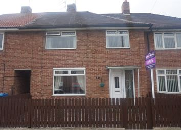 Thumbnail 3 bed terraced house for sale in Tedworth Road, Hull