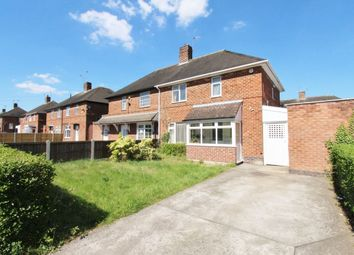 Thumbnail 3 bed semi-detached house for sale in Larchdene Avenue, Wollaton, Nottingham