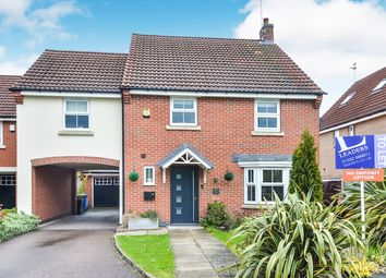 Thumbnail 4 bed detached house to rent in Montague Way, Chellaston, Derby