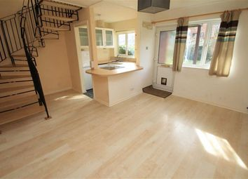 Thumbnail 1 bed terraced house to rent in Bercham, Two Mile Ash, Milton Keynes