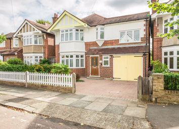 Thumbnail 4 bed detached house for sale in Oxford Road, Teddington