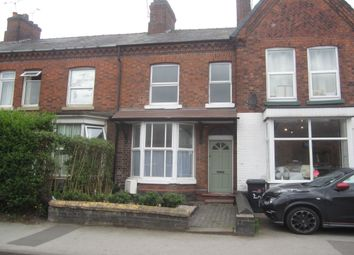 Thumbnail 2 bed terraced house to rent in Gresty Road, Crewe