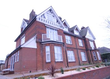 Thumbnail 2 bed flat for sale in 13 Bacton Road, Felixstowe